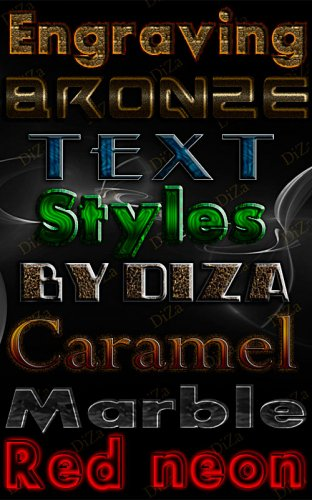 Text styles by DiZa