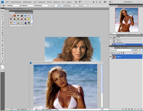 Скачать фотошоп с замены лица программу