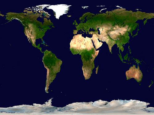 изображение глобуса: